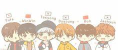 NCT U | Life In Seoul fanart