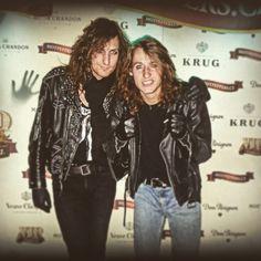 Stevie Gunn and Rikki Wild www.nastyratz.com