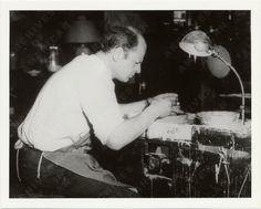 the-clayprofessor:  drea-graceful:  Pollock potting. Im pretty...