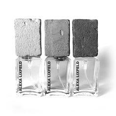 Alexa Lixfeld — concrete fragrance lids
