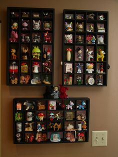 Great idea for all my little knick-knacks!