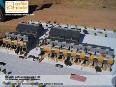 Maquetas edificación inmobiliaria maquetas axfito en Granada, maquetas en Madrid, Maquetas en Gibraltar, Maquetas en Marbella, Maquetas en Málaga