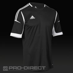 451ba83b2 adidas Condivo 12 Short Sleeve Football Shirt - Mens Football Teamwear -  Black-White Fodbold