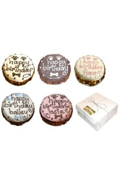 Doggy Birthday Cake....I'm ordering one for opie, it's almost his bday!!!