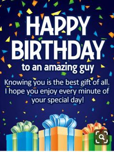 Happy Birthday Male Friend, Birthday Wishes Best Friend, Happy Birthday Wishes For Him, Birthday Wishes Quotes, Birthday Greetings, Husband Birthday, Happy Birthdays, Birthday Quotes Funny For Him, Birthday Message For Boyfriend