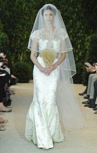 Vestidos de novia de Carolina Herrera, el estilo que marca tendencia