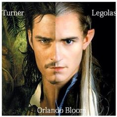I find it funny how Legolas is supposed to have blue eyes but they used a picture of him with brown eyes