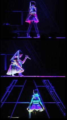 Katy Perry The Prismatic World Tour, 2014