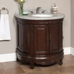 "Found it at Wayfair - Moon 35"" Single Bathroom Vanity Set"