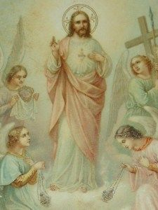 Eternal Father, I offer Thee the most pure love and the ardent desires of the Sacred Heart of Jesus in satisfaction for my cold and tepid love. Amen. - St. Margaret Mary