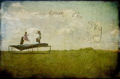 """Touch the Sky"" - © Jamie Heiden"