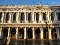 Biblioteca Marciana - Sansovino, San Marco
