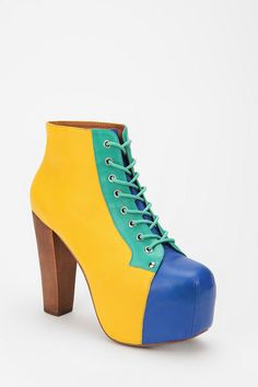 I just looove Jeffery Campbell, he is one of the most creative shoe designers around (at least to me).