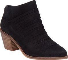 Lucky Brand Women's Zavrina Bootie, Size: 6 M, Black