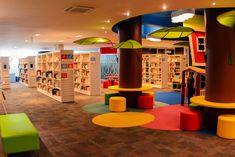 Arquitetura de Bibliotecas - Library Architecture: Biblioteca do Colégio Marista Rosário - Porto Alegre