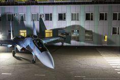Berkunjung ke Pabrik Jet Tempur Sukhoi Su-35