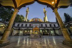 Gezilecekdiyarlar.blogspot.com: BURSA EMİR SULTAN CAMİİ VE KÜLLİYESİ