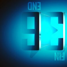 turn your cell!!! Gira tu teléfono!!! #fin #end #36daysoftype #36days_9 #photoshop #shadows #light #designspiration #designer #like #reto by 4grp