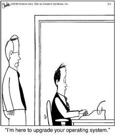 Working It Out Comic Strip, February 05, 2016     on GoComics.com