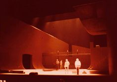 The scenography of Josef Svoboda Set Theatre, Theatre Design, Stage Design, Set Design, Cover Design, Metropolitan Opera, National Theatre, Stage Set, Scenic Design