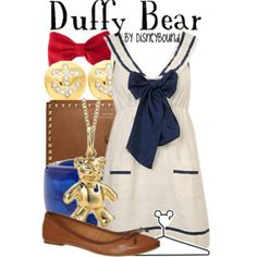 Duffy Bear