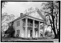 Capt. John C. Ainsworth House in Clackamas County, Oregon.