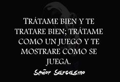 (2) Señor Sarcasmo (@EISenorSarcasmo) | Twitter