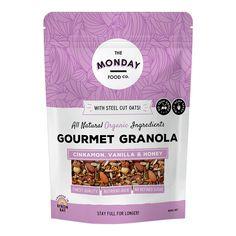 Muesli and Granola Archives Paleo Muesli, Steel Cut Oats, Granola, Vanilla, Nutrition, Wellness, Food, Gourmet, Muesli