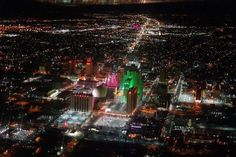 Aerial view of Reno. Bond Series, First Novel, Night City, Aerial View, Sustainability, Places Ive Been, Concert, Pictures, Travel