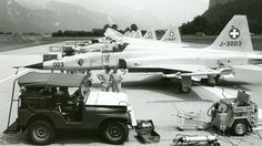 Swiss Air, Old Planes, Air Force