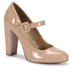 Sapato Boneca Feminino Bruna Rocha - Nude - Passarela.com