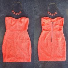 Gorgeous summer going out dress!