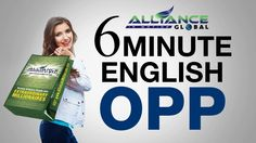 6 Minute English OPP (AIM Global) wh0 wanted this kind opportunity  ; add me fb. aim Remedios N, Alberca or call me 00966558975962