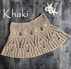 2019 New Sexy Crochet Tassel Beach Skirt Cotton Swimsuit Fused Skirt Casual Beach Running Lace See Through Slim Mini Skirts 1 Crochet Skirt Pattern, Crochet Skirts, Knit Skirt, Crochet Patterns, Cotton Crochet, Knit Crochet, Running Laces, Boho Hippie, Boho Gypsy