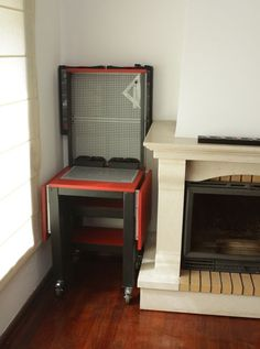 Picture of Living Room Workbench