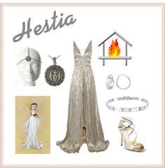 """Hestia - Greek Mythology"" by arsphidius on Polyvore"