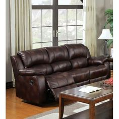 Red Barrel Studio Barret Motion Reclining Sofa