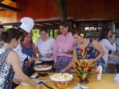 Delicious foods at The Crow's Nest Resort, Fiji #fiji
