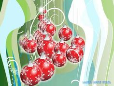 Merry Christmas By Laurel Marie Sobol
