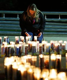 Oregon college shooting survivor hailed as hero after charging at the gunman