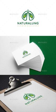 #Natural Lungs #Logo - Logo Templates