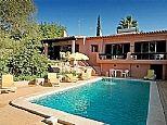 7) *** Villa in Albufeira Town, Albufeira, Central Algarve, Portugal. Right in centre of Albufeira