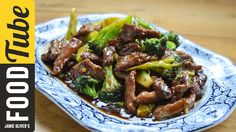 How To Make Beef In Oyster Sauce | The Dumpling Sisters  : Jamie Oliver - 8/4/15