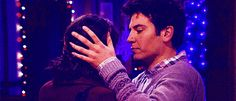 "When he was everything a friend should be. | 15 Times Ted Mosby From ""HIMYM"" Was Unbelievably Adorable"