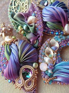 Serena Di Mercione shibori jewellery