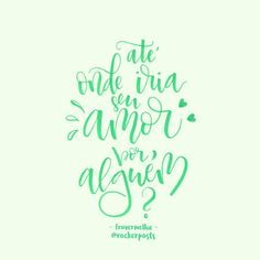 Sexta-feira é dia de poesia no @rockerposts.  Essa foi feita em parceria com @frovermelha  Obrigado e parabéns.  #poesiadesexta #frases #trechos #poesia #frassysparcerias #quotes #inspiração . . #caligrafia #calligraphy #feitoamao #freehand #handmade #moderncalligraphy #typespire #handlettering #lettering #typography #typostrate #design #goodtype #customtype #inspiration #typism #instadaily #instalike #instagood #poster #brushpen #brushlettering #motivation