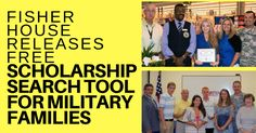 This year Fisher House Foundation is proud to announce their new online scholarship search engine, Scholarships for Service.