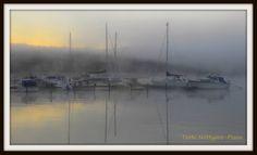 Parainen, Snäckviken. Kuva otettu sumuisena aamuna, lokakuu_2010, kuvaaja Terhi Niittyaro-P.