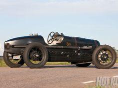 Part Model A, Part Bugatti - Forgatti