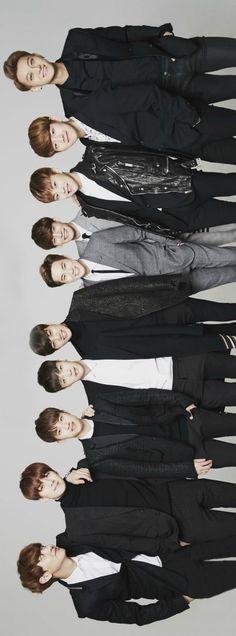 EXO NEXT DOOR.I love exo.its sad some members left exo. Kris,luhan,tao and lay Chanyeol Baekhyun, Park Chanyeol, Kai, Kris Wu, Exo Next Door, Exo 12, Kim Minseok, Xiuchen, Wattpad